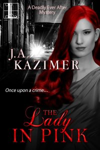 The Lady in Pink Cover