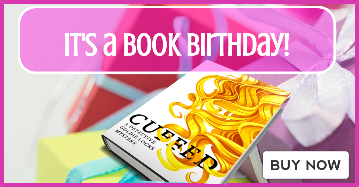 Book Birthday!